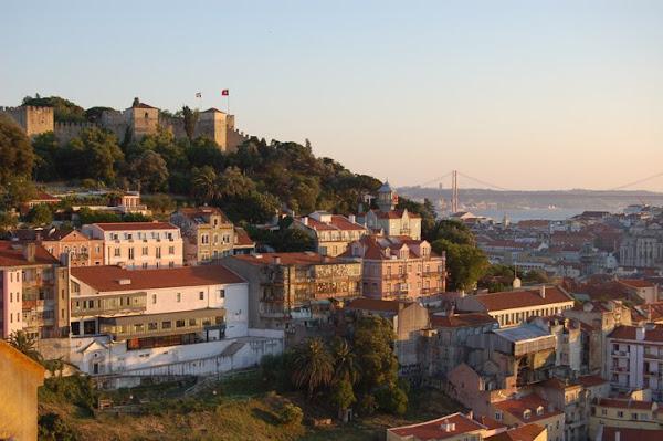 Lisboa - Vista do Bairro da Graça