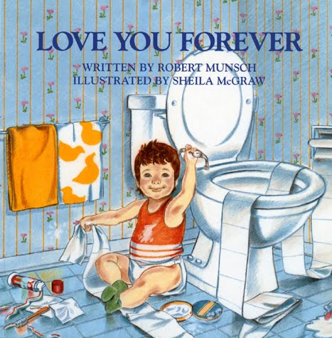 love you forever robert munsch. Love you Forever by Robert