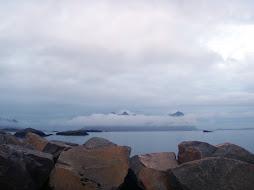 På kveldstur på Svinøya