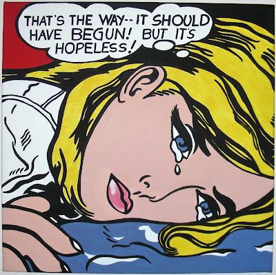 Whaam!'-, Roy Lichtenstein, 1963   Tate