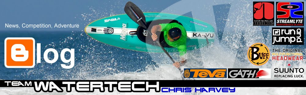 Chris Harvey:Surf Kayaking Blog