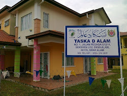 Lokasi Taska D Alam
