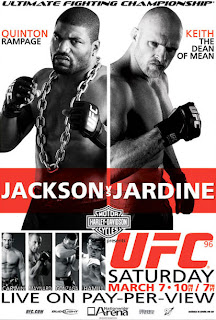 Watch UFC 96 Live Stream