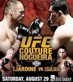 ufc 102 live stream,couture vs nogueira