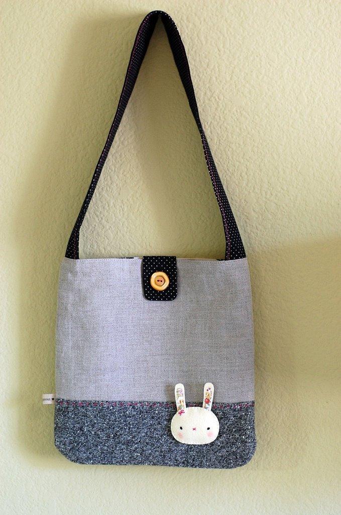 [bunny+bag]