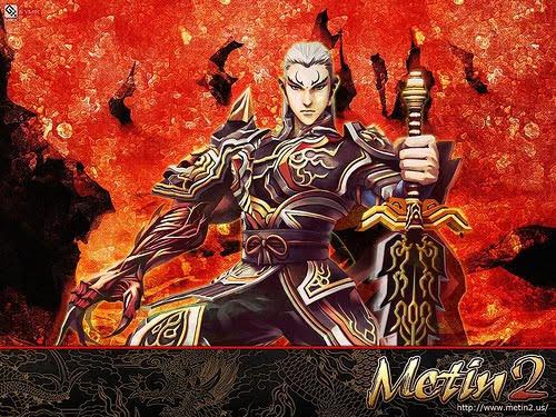 jogo online Metin 2 MMOrpg batalhas