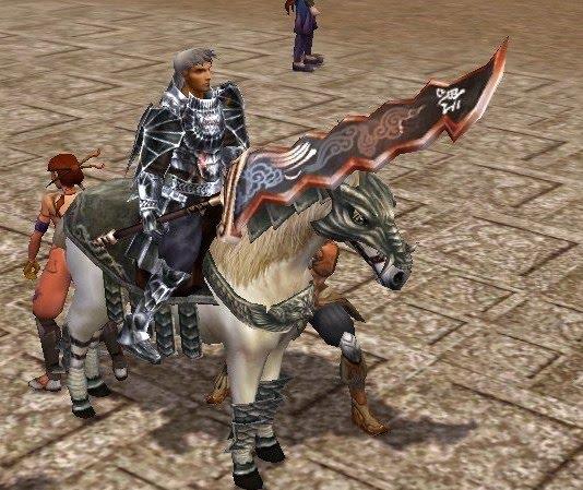 jogo online Metin 2 MMOrpg montaria pets