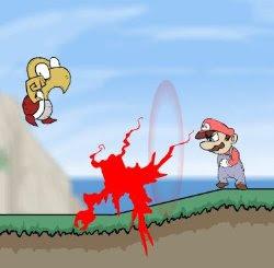 game Mario Combat Deluxe