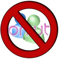 Usar orkut bloqueado no trabalho