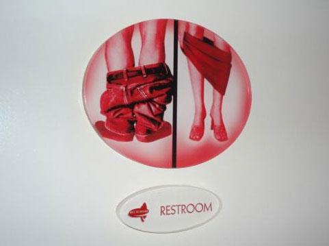 placas banheiros masculino feminino 07
