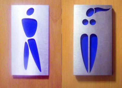 placas banheiros masculino feminino 12