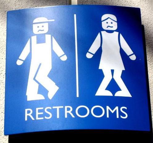 placas banheiros masculino feminino 01