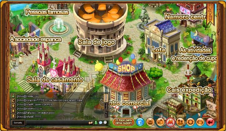 jogo online ddtank orkut cidade