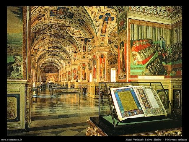 Apertura de las Siete Plantas de la Biblioteca del Vaticano