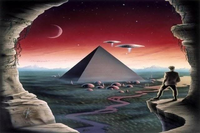 Pirámides de Egipto ¿Clave en el Cambio de Era?