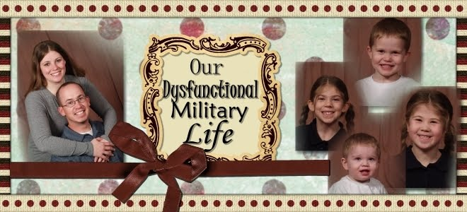 Our dysfunctional military life