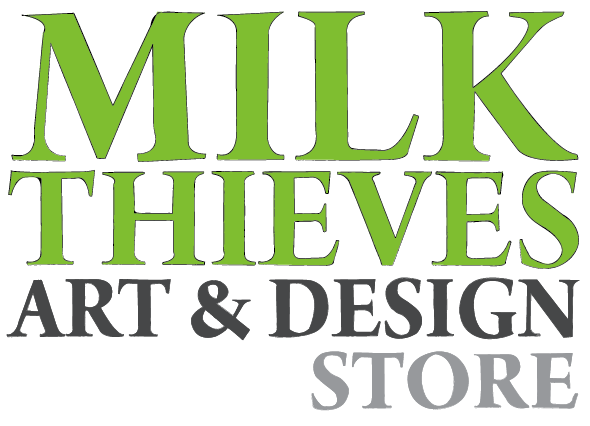 Milk Thieves Art &amp; Design Store