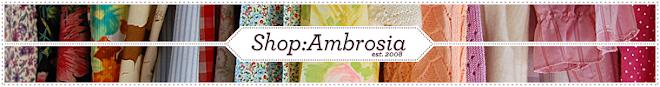 ambrosia's musings