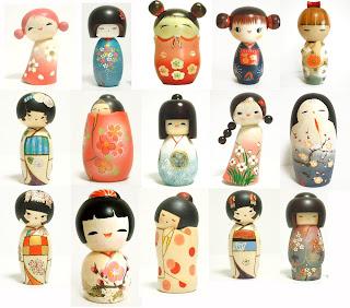 japanske dukker