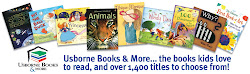 Usborne Books &amp; More- The books kids LOVE to read.