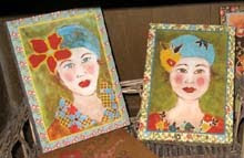 Chic Girls Canvases