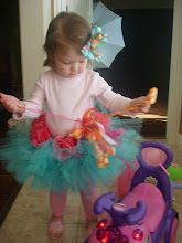 Aida Loves Her Tutu....