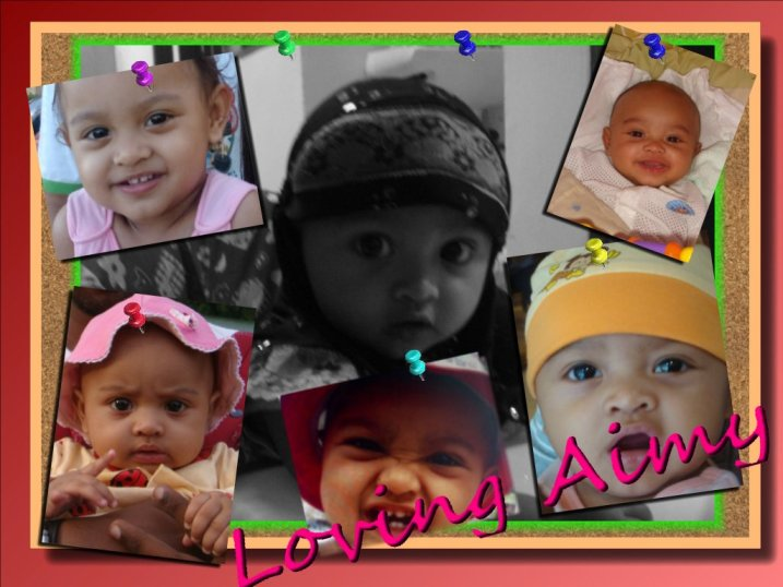 Kisah Aimy, Mama & Abah