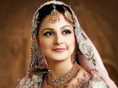 Bridal Pakistani Girl