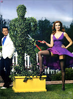 Marc Seliger Desperate Housewives Photoshoot Marcia Cross