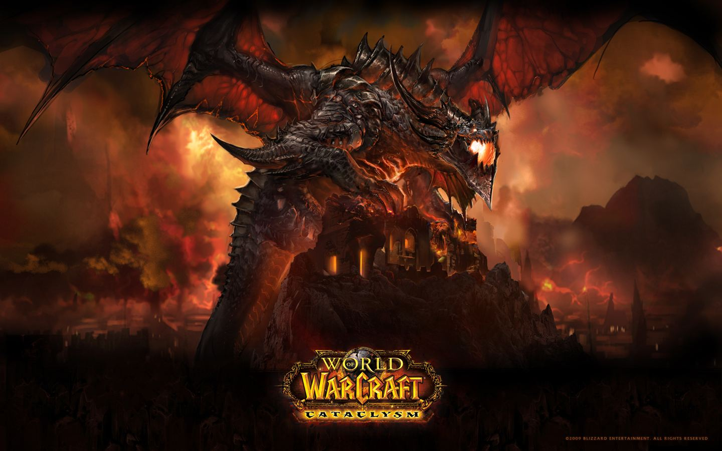 Un par de imagenes de World of Warcraft