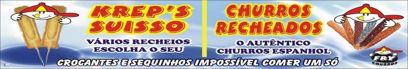 FRY CHURROS E KREP'S