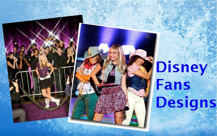 Disney Fans Designs