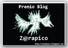 PREMIO BLOGZ@RAPICO