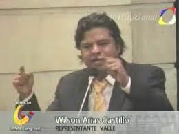 PAGINA WEB DEL REPRESENTANTE A LA CAMARA POR EL VALLE ( POLO DEMOCRATICO)