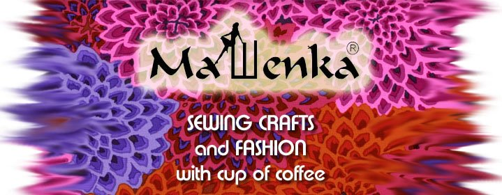 Coffee cup of crafts and fashion