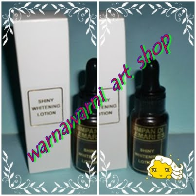 Warnawarni Nays Skin Care Fashions Serum Vitamin C