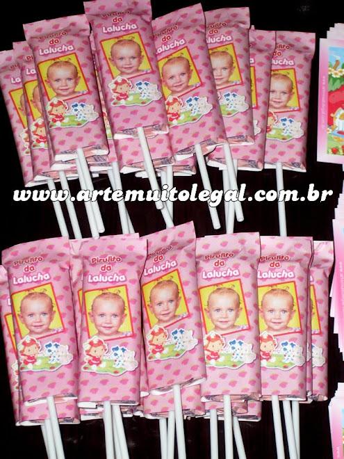 Convites infantis personalizados e lembrancinhas de aniversário. Arte Muito Legal