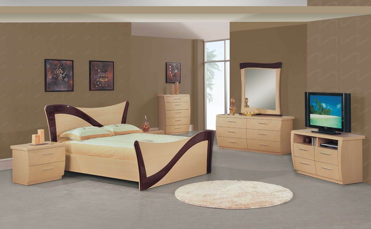 Dormitorios modernos dormitorios y mucho m s for Muebles dormitorio moderno
