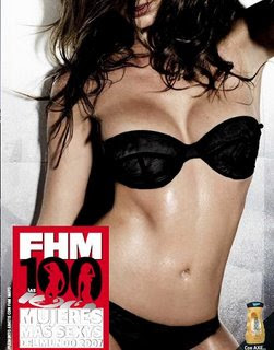 FHM Mujeres Mas Sexys