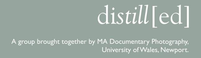 distill[ed] group exhibition