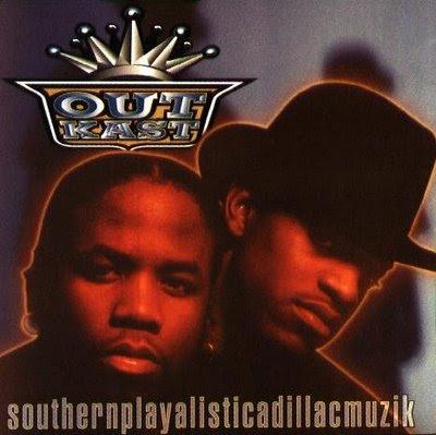 Outkast - Southernplayalisticadillacmuzik (Southern Playalistic Cadillac Muzik)