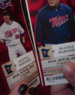 His and Hers Twins Tickets