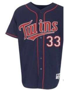 MN Twins Jersey