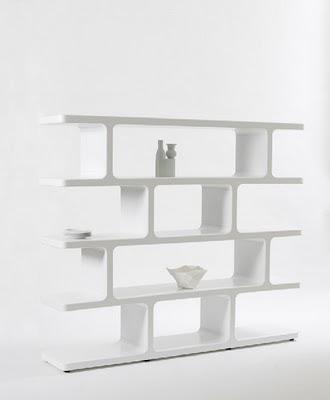 Ecco bookshelf designed by Ora-Ito