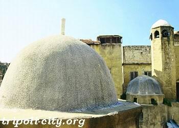 مسجد سيدي عبد الواحد بطرابلس - لبنان  Miknasi3