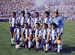 CAMPEÃO NACIONAL 1984/1985