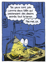 Ariol d'Emmanuel Guibert et Marc Boutavant Ariol2