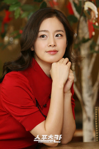 kim ta hee foto artis korea cantik foto gambar
