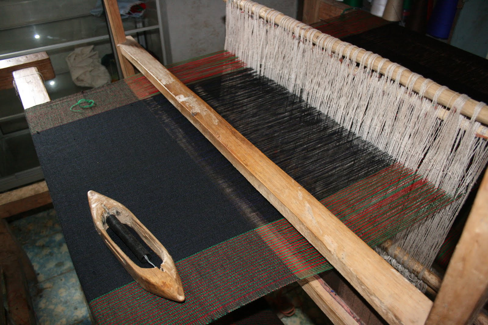 Woodwork Wooden Loom Plans PDF Plans