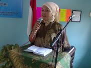 Sekretaris Dharma Wanita Disdik Kota Tangesel